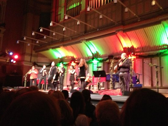 Troy Savings Bank Music Hall: Cherish the Ladies Celtic Christmas concert