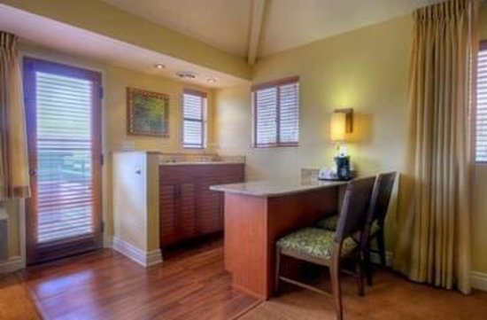 Hotel Indigo San Diego Del Mar: Deluxe Studio Workdesk