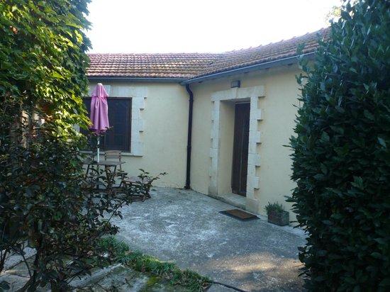 Mas D'Arvieux: pigeonnier cottage