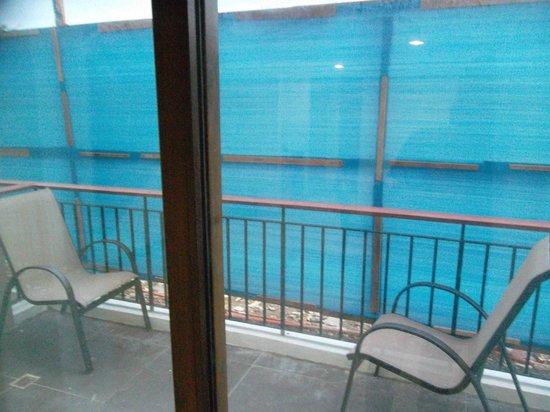 Crown Regency Resort & Convention Center:                   room view
