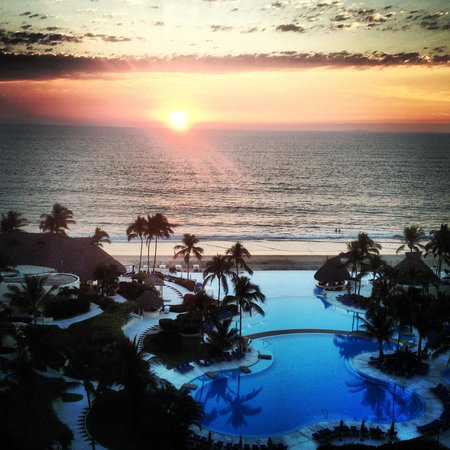 Grand Velas Riviera Nayarit:                   Our view!