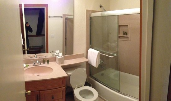 The Meadows at Kirkwood Resort:                                     Bathroom