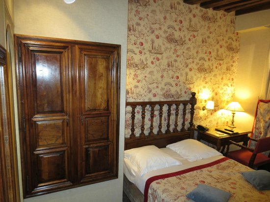 Left Bank Saint Germain: Double room