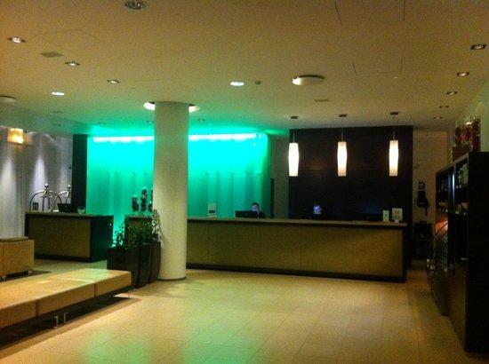 Hilton Reykjavik Nordica:                   Lobby