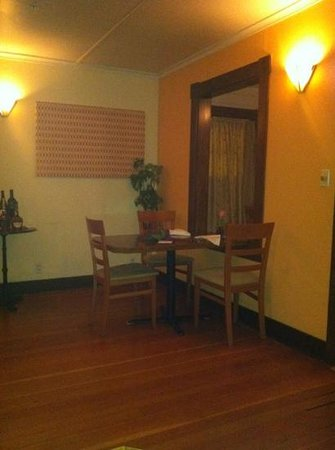 Allium Restaurant and Wine Bar: island cork fee