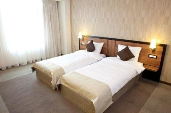 Europa Royale Bucharest: Twin Room