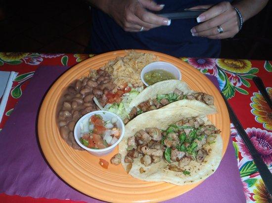 La Cocina:                   Good meal