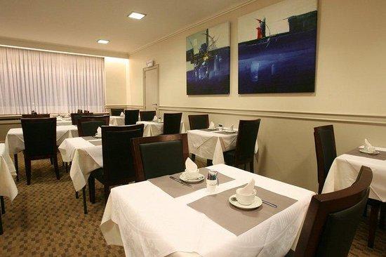Hotel Prado : Breakfast Area