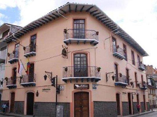 Hotel Los Balcones: Exterior