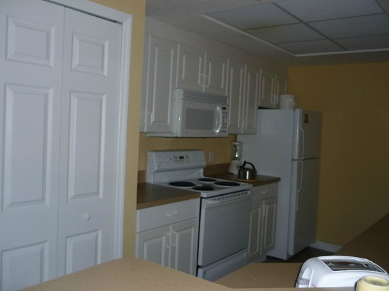 Holiday Inn Club Vacations Orlando - Orange Lake Resort:                   kitchen