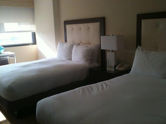 Miami International Airport Hotel:                                     Muy buena habitación