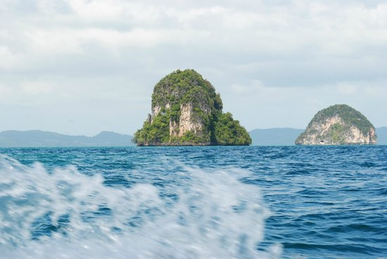 Phulay Bay, a Ritz-Carlton Reserve:                   island