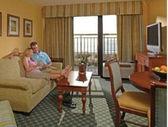 Holiday Inn at the Pavilion: Guest Room