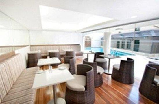 Rendezvous Hotel Sydney The Rocks: Breakfast Lounge