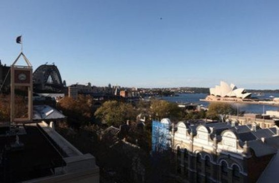 Rendezvous Hotel Sydney The Rocks : One Bedroom Balcony Opera House View