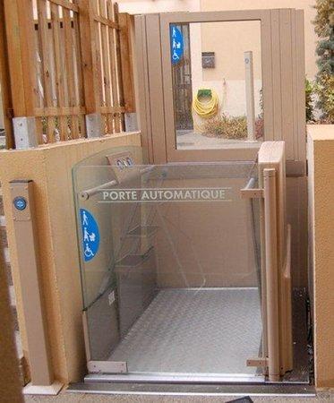 Hôtel du Fort : access for disabled