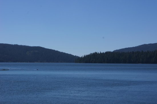 Plumas County, Kalifornien:                   Bucks Lake, CA