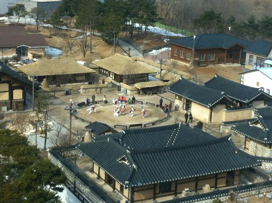 Sokcho City Museum & Displaced Civilians Folk Village