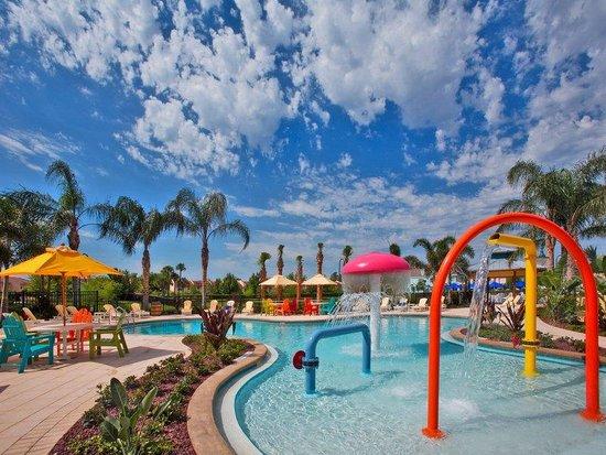 Runaway Beach Club Tropically Landscaped Pool