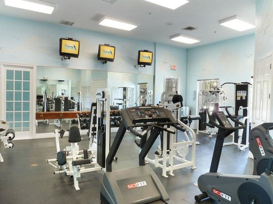 Fitness Center at Runaway Beach Club