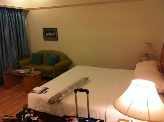 Taj Connemara, Chennai: Spacious room