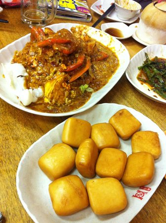 Sin Hoi Sai Eating House : our dinner