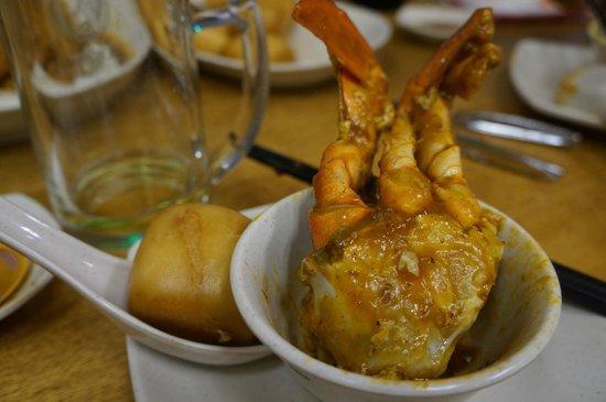 Sin Hoi Sai Eating House : yummy