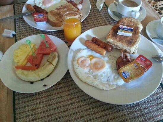Merrison Inn :                   Breakfast