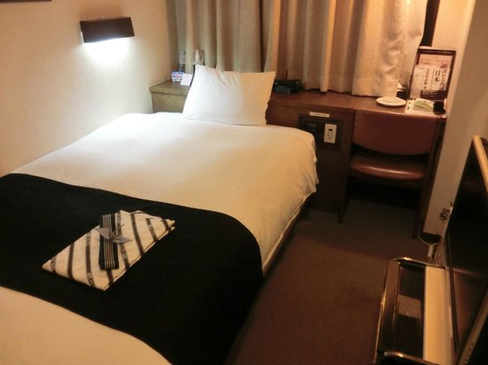 APA Hotel Tokyo Kiba:                   部屋