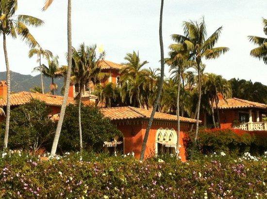 Four Seasons Resort The Biltmore Santa Barbara: View of Beanie Baby mogul's home