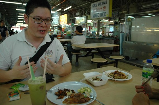 Simply Enak - Food Experiences: Great tour guide, Mark.