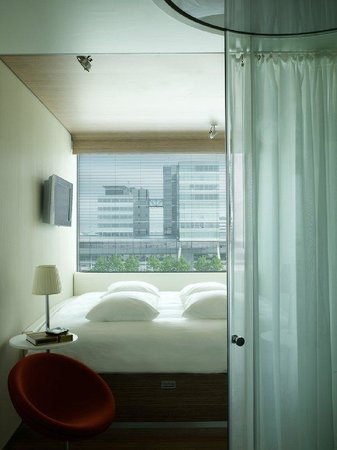 citizenM Schiphol Airport: Room