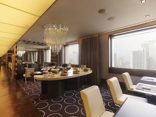 THE PLAZA Seoul, Autograph Collection: Club Lounge