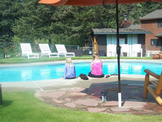 Pool Picture Of Glacier Lodge Estes Park Tripadvisor