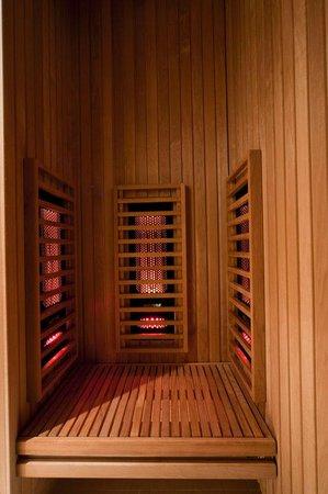 Hotel Rantasipi Atlas: Sauna