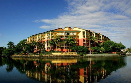 Paradise Island Resort: Resort Sign Best Small