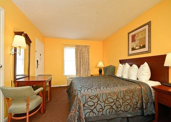 Econo Lodge Inn by the Bay: King