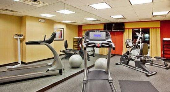 ويندام جاردن دولوث: Fitness Center