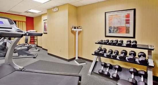 Wyndham Garden Duluth: Fitness Room