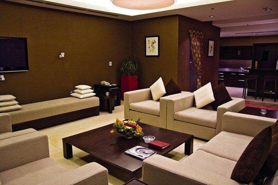 Radisson Blu Hotel, Doha: Suite