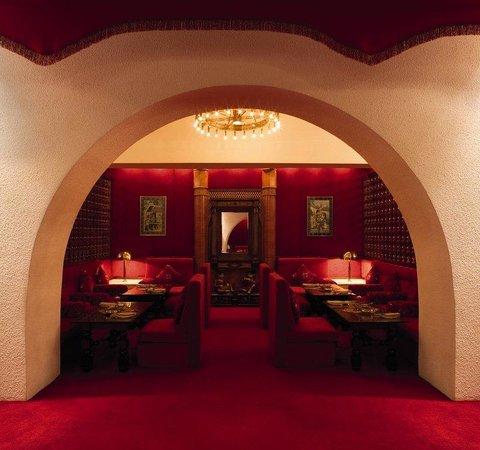 Radisson Blu Hotel, Doha: Restaurant