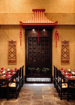 Radisson Blu Hotel, Doha: Restaurant Ruby Wus DOHZH