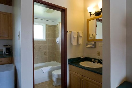 Rocky Mountain Ski Lodge: Bathroom