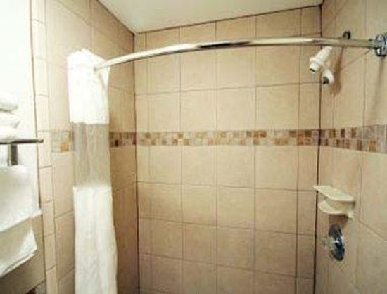 Super 8 - Mcallen/Downtown: Tile Shower