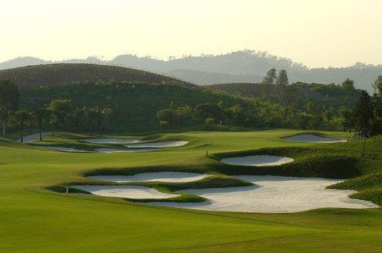 Mission Hills Resort Shenzhen: World Cup Course