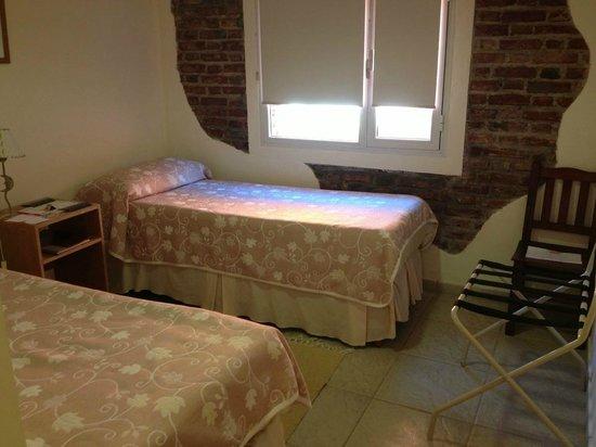 Hotel Lunajuim: Beds