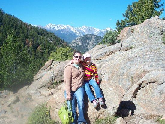 Estes Park Aerial Tramway:                   hiking