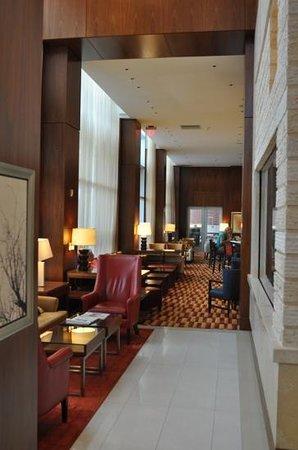 Residence Inn Arlington Capital View:                   decoração impecavel