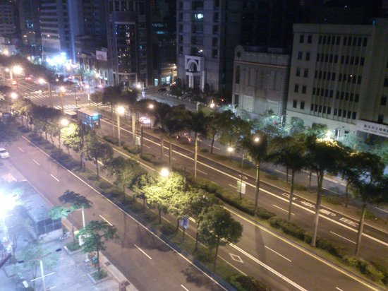 Airline Inn Taipei:                   View