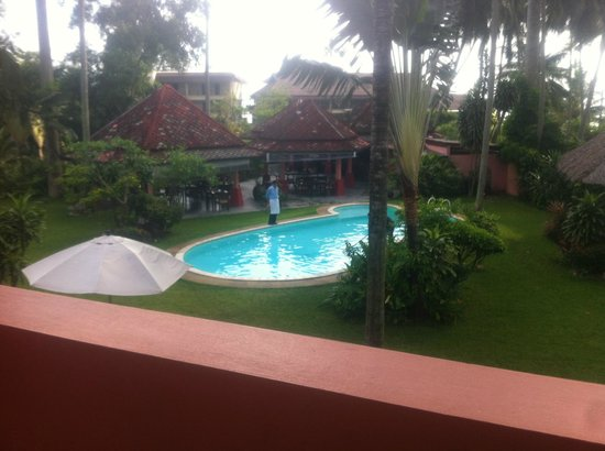 Marco Polo Resort & Restaurant :                   Вид из номера